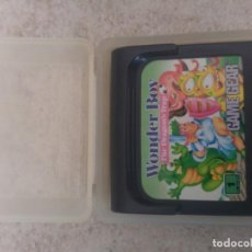 Videojuegos y Consolas: WONDER BOY THE DRAGON'S TRAP SEGA GAME GEAR . Lote 152643918