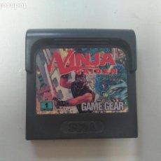 Videojuegos y Consolas: NINJA GAIDEN PARA GAME GEAR!!. Lote 154206438