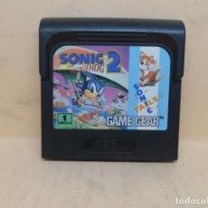 Videojuegos y Consolas: SEGA GAME GEAR SONIC THE HEDGEHOG 2 PAL. Lote 154257006