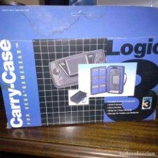 Videojuegos y Consolas: ESTUCHE MALETÍN PARA SEGA GAME GEAR DE LOGIC 3 NUEVO A ESTRENAR. Lote 154441018