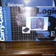 Videojuegos y Consolas: ESTUCHE MALETÍN PARA SEGA GAME GEAR DE LOGIC 3 NUEVO A ESTRENAR. Lote 154441074