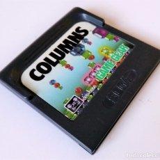 Videojuegos y Consolas: VIDEOJUEGO JUEGO SEGA GAME GEAR GAMEGEAR COLUMNS. Lote 295434638