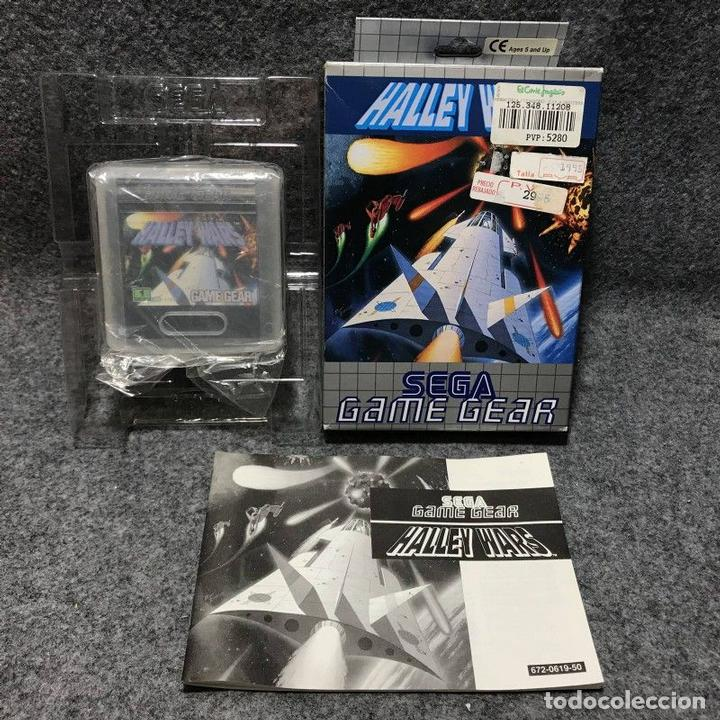 Videojuegos y Consolas: HALLEY WARS SEGA GAME GEAR - Foto 1 - 157240168