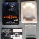 Videojuegos y Consolas: JUEGO SEGA GAME GEAR MORTAL KOMBAT II COMPLETO CON CAJA Y MANUAL CIB PAL R8963. Lote 160336694