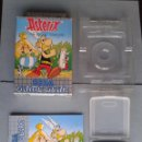 Videojuegos y Consolas: JUEGO SEGA GAME GEAR ASTERIX GREAT RESCUE COMPLETO CON CAJA Y MANUAL CIB PAL R8966. Lote 160337342