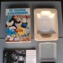 Videojuegos y Consolas: SEGA GAME GEAR SMURFEN PITUFOS SCHTROUMPFS COMPLETO CON CAJA Y MANUAL CIB PAL R8967. Lote 160337626
