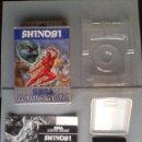 Videojuegos y Consolas: SEGA GAME GEAR SHINOBI CON CAJA Y MANUAL COMPLETO CIB BOXED PAL R8969. Lote 160338246