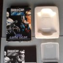 Videojuegos y Consolas: SEGA GAME GEAR ROBOCOP VERSUS TERMINATOR CON CAJA Y MANUAL COMPLETO CIB PAL RARO R8971. Lote 160338870