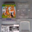 Videojuegos y Consolas: SEGA GAME GEAR DONALD DUCK LUCKY DIME CAPER CON CAJA Y MANUAL COMPLETO CIB PAL R8972. Lote 160339354