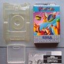 Videojuegos y Consolas: SEGA GAME GEAR FANTASY ZONE CON CAJA Y MANUAL COMPLETO CIB PAL R8974. Lote 160340082
