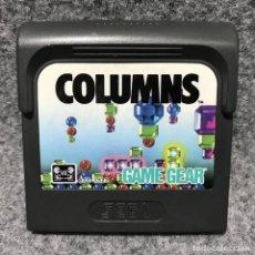 Videojuegos y Consolas: COLUMNS SEGA GAME GEAR. Lote 161629922