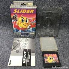 Videojuegos y Consolas: SLIDER SEGA GAME GEAR. Lote 164648408