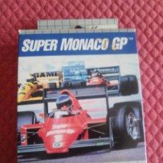 Videojuegos y Consolas: SUPER MONACO GP SEGA GAME-GEAR 1991. Lote 164695462