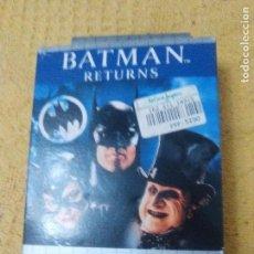 Videojuegos y Consolas: BATMAN RETURNS SEGA GAME-GEAR 1992. Lote 164757210