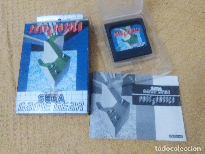 Videojuegos y Consolas: PUTT & PUTTER SEGA Game-gear 1991 - Foto 2 - 164757962