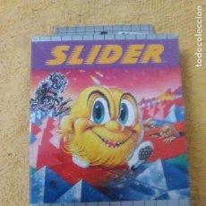 Videojuegos y Consolas: SLIDER SEGA GAME-GEAR 1991. Lote 164759950