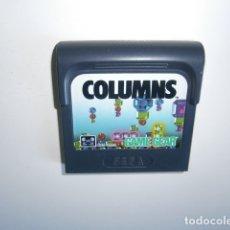Videojuegos y Consolas: COLUMNS GAME GEAR SEGA. Lote 165295642
