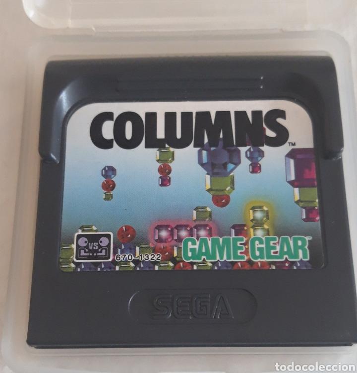 VIDEOJUEGO COLUMNS SEGA GAME GEAR (Juguetes - Videojuegos y Consolas - Sega - GameGear)