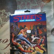 Videojuegos y Consolas: STREETS OF RAGE GAME GEAR. Lote 178397862