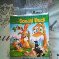 Videojuegos y Consolas: DONALD DUCK GAME GEAR. Lote 167564028