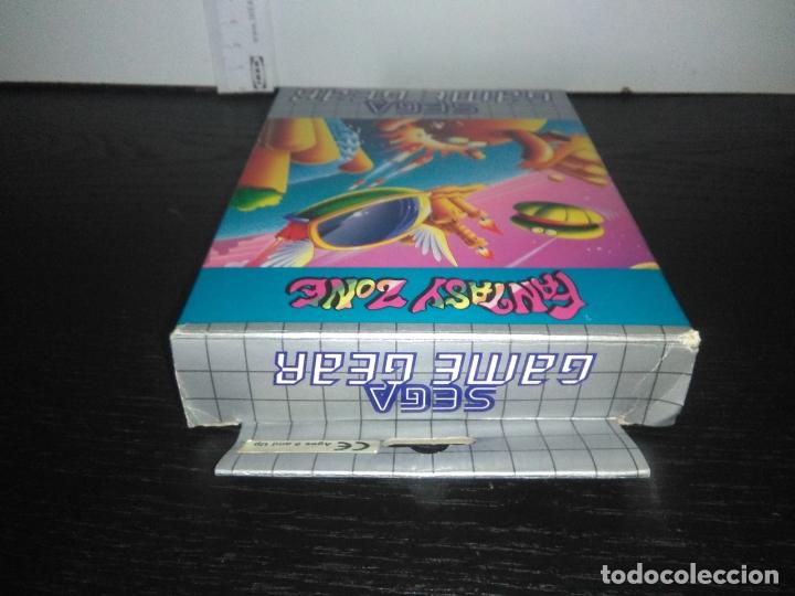 Videojuegos y Consolas: juego sega game gear Fantasy zone Completo gamegear - Foto 9 - 168844056