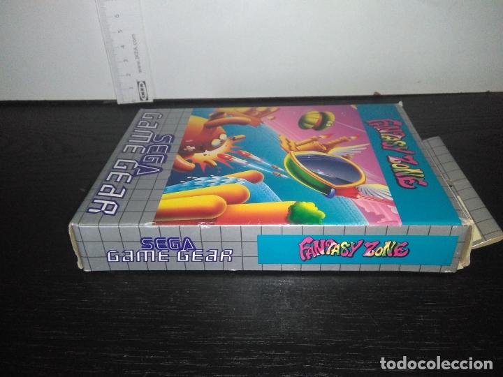 Videojuegos y Consolas: juego sega game gear Fantasy zone Completo gamegear - Foto 10 - 168844056