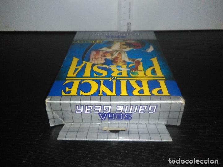 Videojuegos y Consolas: Juego sega gamegear Prince of persia completo game gear - Foto 9 - 169208864