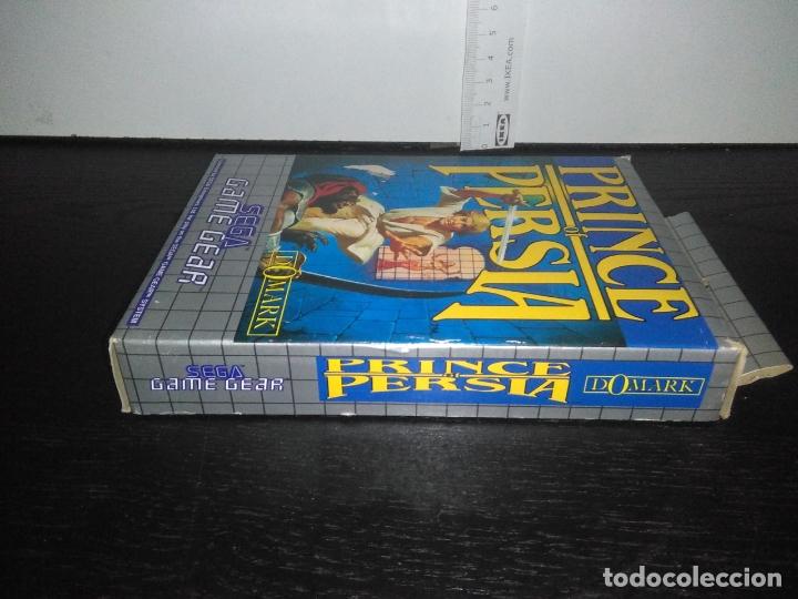 Videojuegos y Consolas: Juego sega gamegear Prince of persia completo game gear - Foto 10 - 169208864