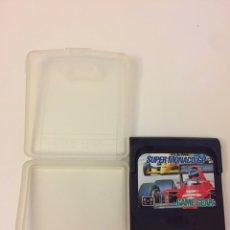 Videojuegos y Consolas: JUEGO SUPER MONACO GP SEGA GAME GEAR. Lote 170090930
