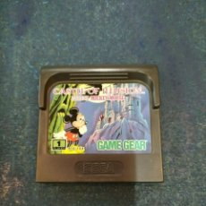 Videojuegos y Consolas: CASTLE OF ILLUSION STARRING MICKEY MOUSE - SEGA GAME GEAR - GG. Lote 173966094