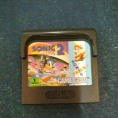 Videojuegos y Consolas: SONIC 2 THE HEDGEHOG - SEGA GAME GEAR - GG. Lote 173966755