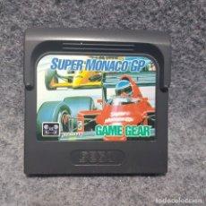 Videojuegos y Consolas: SUPER MONACO GP SEGA GAME GEAR. Lote 175163455