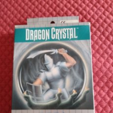 Videojuegos y Consolas: DRAGON CRYSTAL SEGA GAME-GEAR 1991. Lote 164758714