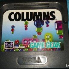 Videojuegos y Consolas: COLUMNS JUEGO.. - SEGA GAME GEAR. Lote 177188178
