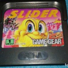 Videojuegos y Consolas: SLIDER SEGA GAME-GEAR . Lote 177191102