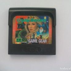 Videojuegos y Consolas: CRYSTAL WARRIORS. JUEGO PARA LA CONSOLA SEGA GAME GEAR.. Lote 177842365