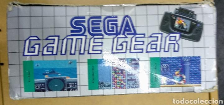 Videojuegos y Consolas: Game Gear de Sega con caja y juegos. Condensadores recién cambiados por profesional . - Foto 4 - 178373231