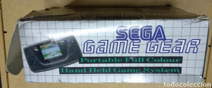 Videojuegos y Consolas: Game Gear de Sega con caja y juegos. Condensadores recién cambiados por profesional . - Foto 7 - 178373231