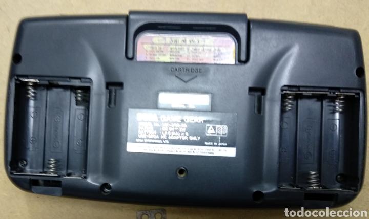 Videojuegos y Consolas: Game Gear de Sega con caja y juegos. Condensadores recién cambiados por profesional . - Foto 8 - 178373231