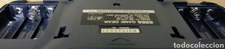 Videojuegos y Consolas: Game Gear de Sega con caja y juegos. Condensadores recién cambiados por profesional . - Foto 11 - 178373231