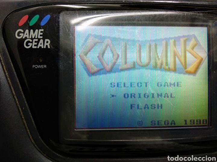 Videojuegos y Consolas: Game Gear de Sega con caja y juegos. Condensadores recién cambiados por profesional . - Foto 14 - 178373231