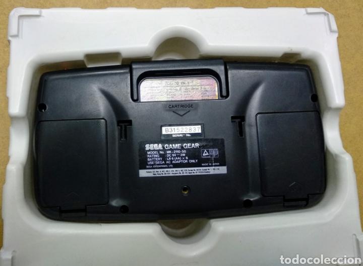 Videojuegos y Consolas: Game Gear de Sega con caja y juegos. Condensadores recién cambiados por profesional . - Foto 17 - 178373231