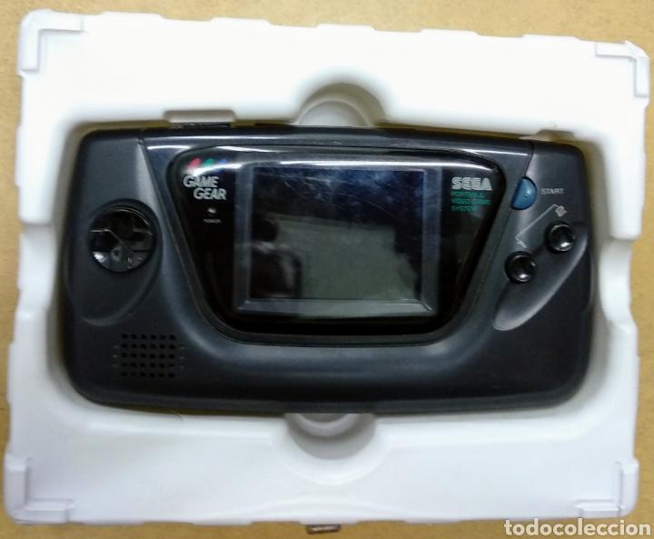 Videojuegos y Consolas: Game Gear de Sega con caja y juegos. Condensadores recién cambiados por profesional . - Foto 18 - 178373231