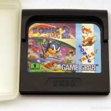 Videojuegos y Consolas: SEGA GAMEGEAR - JUEGO SONIC THE HEDGEHOW 2 - GAME GEAR - SONIC - TAILS. Lote 178808201