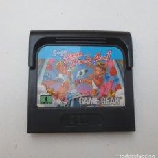 Videojuegos y Consolas: SEGA GAME PACK 4 IN 1. JUEGO PARA LA CONSOLA SEGA GAME GEAR.. Lote 179081332