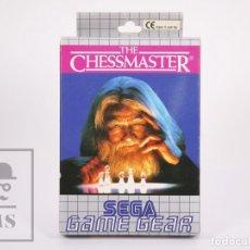 Videojuegos y Consolas: VIDEOJUEGO PARA CONSOLA GAME GEAR DE SEGA - THE CHESSMASTER - CON CAJA Y FOLLETOS - AÑO 1991. Lote 182499212