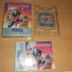 Videojuegos y Consolas: SHINOBI II SEGA GAME GEAR. Lote 182777318