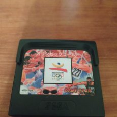 Videojuegos y Consolas: OLYMPIC GOLD BARCELONA '92 GAME GEAR. Lote 186211648