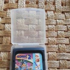Videojuegos y Consolas: GAME GEAR SONIC 2. Lote 186391902