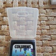 Videojuegos y Consolas: GAME GEAR COLUMNS. Lote 186392693